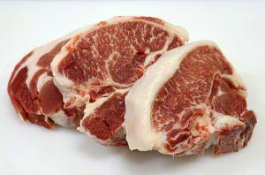 Svježe meso Crne slavonske svinje