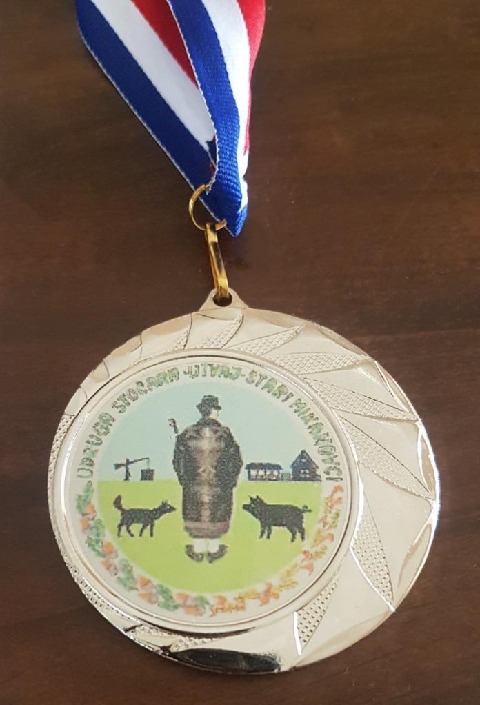 Srebrna medalja zlatnog sjaja za Đakovačku šunku od Crne slavonske svinje